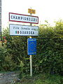 Champignelles-FR-89-panneau d'agglomération-01.jpg