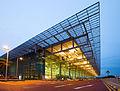 Changi Airport Terminal 3 Departure Kerbside.jpg