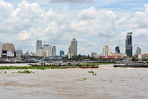 Chao Phraya River - Chao Phraya River