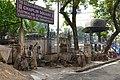 Chaplin square in Kolkata.jpg