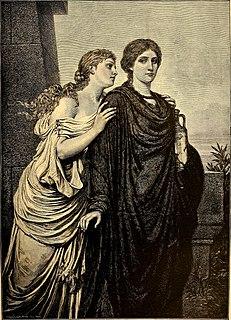 Ismene mythological princess of Thebes