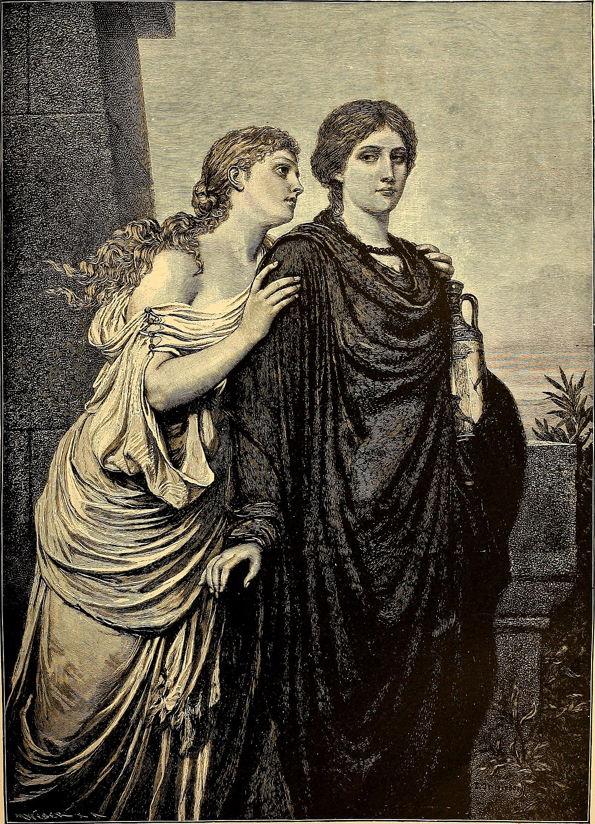 What are Antigone's positive traits and what are her negative traits?
