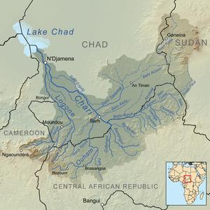 Chari River Wikipedia