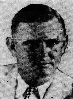 Charles E. McKenzie American businessman and politician