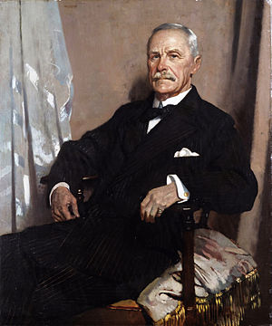 Charles Lawrence, 1st Baron Lawrence of Kingsgate - Lord Lawrence of Kingsgate by William Orpen, 1927.