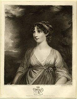 Elizabeth Manners, Duchess of Rutland British duchess (1780-1825)