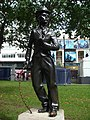 Charlie Chaplin Statue in the Leicester Square - panoramio.jpg
