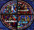 Chartres - Vitrail de la Vie de Marie Madeleine.JPG