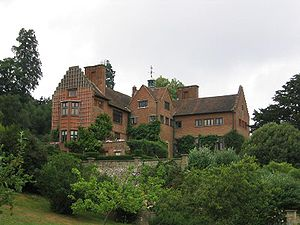 Later life of Winston Churchill - Churchill spent much of his retirement at his home Chartwell in Kent. He purchased it in 1922 after his daughter Mary was born.