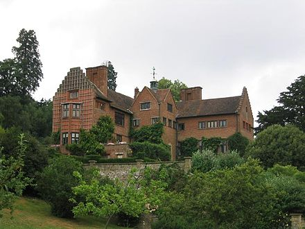 Churchill spent much of his retirement at his home Chartwell in Kent. He purchased it in 1922 after his daughter Mary was born. Chartwell02.JPG