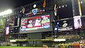 Chase Field - 2011-03-13 - Score board.jpg