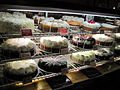 Cheesecakes in a retail bakery display.jpg