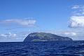 Chegada à ilha do Corvo Açores 1, Arquivo de Villa Maria, ilha Terceira, Açores.JPG