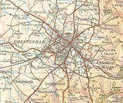 Cheltenham in 1933
