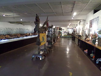 Cheng Ho Cultural Museum - Cheng Ho Cultural Museum exhibition hall