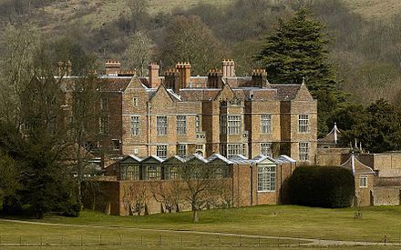 Chequers Court, the Prime Minister's official country home Chequers2.jpg