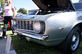 Chevrolet Camaro 1969 ZL1 Grill Lake Mirror Cassic 16Oct2010 (14874859224).jpg