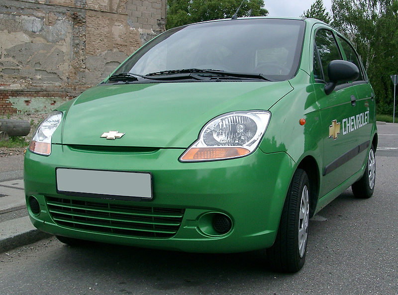 Chevrolet  (official topic) 800px-Chevrolet_Matiz_front_20070605
