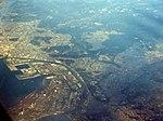 Chiba Yana River aerial.jpg