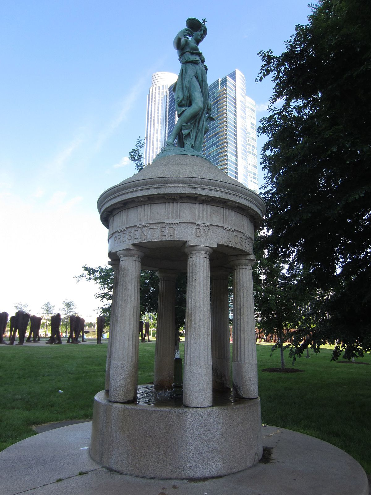 Joseph Rosenberg Fountain Wikipedia