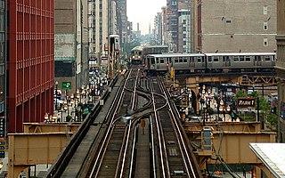 The Loop (CTA) Rapid transit in Chicago
