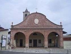 Cemetery church of San Pietro Vecchio.