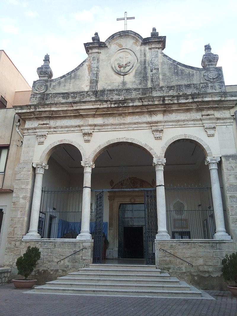 Chiesa Santa Maria del Gesù (Alcamo) 02.jpg
