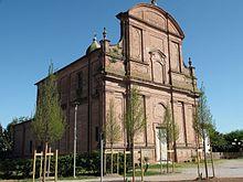 Chiesa di Sailetto, frazione di Suzzara