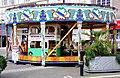 Children's Roundabout in Lemon Quay, Truro - geograph.org.uk - 2098374.jpg