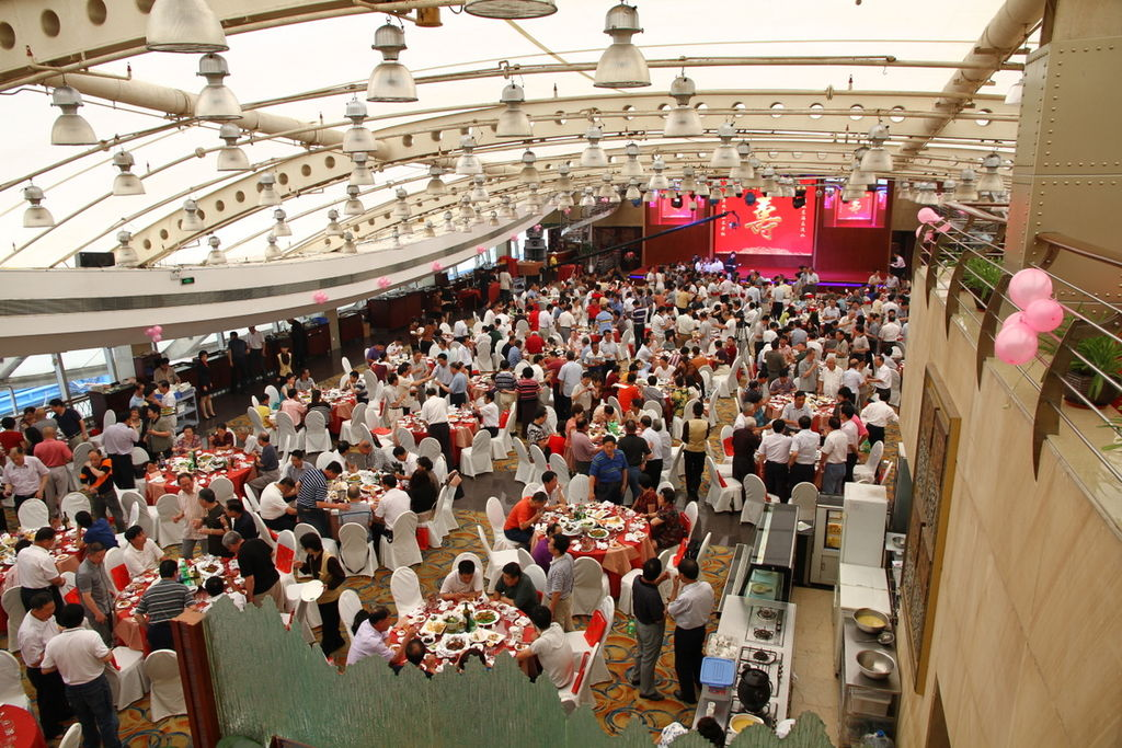 File Chinese Banquet In A Banquet Hall Jpg Wikimedia Commons