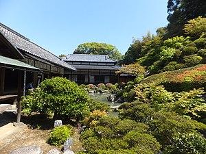 Chishaku-in - Garden