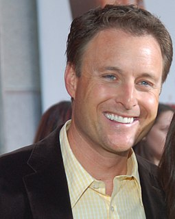 Chris Harrison American television personality/game show host