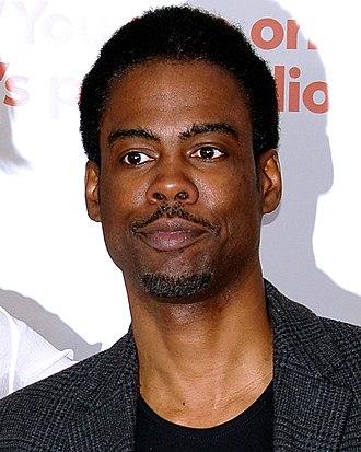 Chris Rock filmography - Image: Chris Rock WE 2012 Shankbone 10