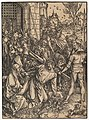 Christ Carrying the Cross, from The Large Passion MET DP820458.jpg