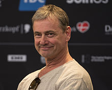 Christer Björkman, ESC2014 Meet & Greet 01 (crop).jpg