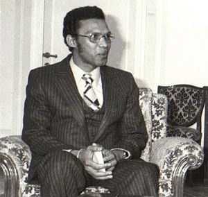 Minister of Foreign Affairs (Madagascar) - Image: Christian Remi Richard
