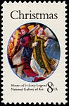 Christmas - Master of St. Lucy Legend 8c 1972 issue U.S. stamp.jpg