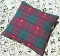 Christmas Red Plaid Lavender Sachets.jpg