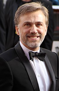 Christoph Waltz, interprète du Colonel Hans Landa