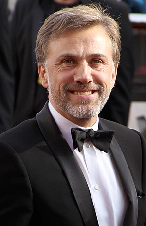 BAFTA Award for Best Actor in a Supporting Role - Christoph Waltz won twice for his roles in Inglourious Basterds (2009) and Django Unchained (2012).