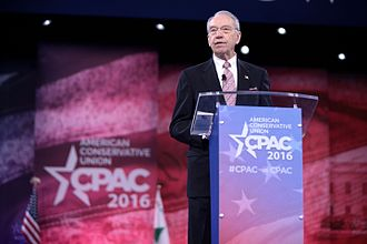 Chuck Grassley - Grassley speaking at the 2016 Conservative Political Action Conference (CPAC) in Washington, D.C.