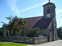 Church Chamole Jura France.JPG