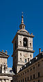Church San Lorenzo del Escorial Bell tower right Spain.jpg