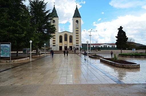 Church in medjugorje
