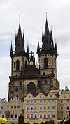 Church of Our Lady before Týn, Prague.jpg