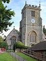 Church of St Nicholas, Child Okeford, Dorset - geograph.org.uk - 1616501.jpg