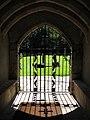 Church porch at St Michael the Archangel, Kirkby Malham - geograph.org.uk - 970767.jpg