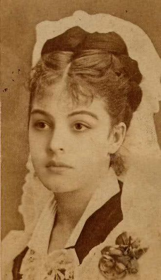 Circassian beauties - Circassian woman, date unknown