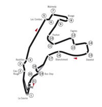 Tor Circuit de Spa Francorchamps