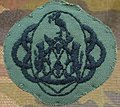 Ciskei Defence Force Warrant Officer Class 2 badge.jpg